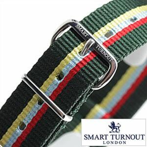 スマートターンアウト腕時計ベルト SMART TURN OUT替えベルト Small Arms School Corps メンズ/レディース/男女兼用/STOBELT-SA18