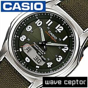 [正規品]CASIO腕時計 [カシオ時計] CASIO カシオ 時計 ウェーブセプター (wave ceptor ) WVA-M630B-3AJF