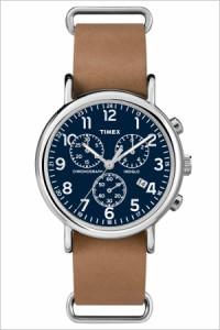[正規品]TIMEX時計 タイメックス腕時計 TIMEX タイメックス 時計 ウィークエンダークロノ WeekenderChrono40mm S-TW2P62300