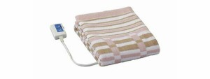 送料無料 電気敷毛布 広電 KODEN CWS-553P スモールシングルサイズ 140cm×80cm 丸洗い 電気毛布 やわらかくて扱いやすい敷き