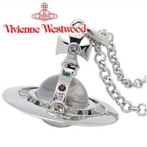 ヴィヴィアン ウエストウッド スモールオーブペンダント Vivienne Westwood ネックレス シルバー 【送料無料】