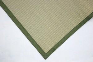 い草上敷き「清里」:江戸間2畳(176×176)(#1307332)畳に敷くカーペット