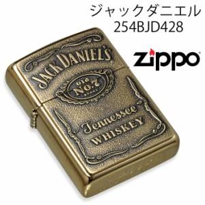 ZIPPO/ジャックダニエルジッポー254BJD428