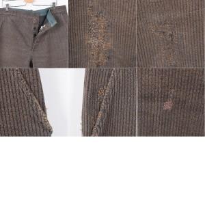 〜60年代 フレンチピケ ユーロワークパンツ メンズw38 ヴィンテージ 【n1701】 【170101】 /wet7307