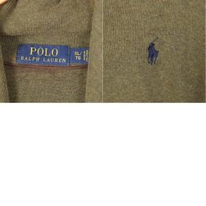 ラルフローレン ショールカラー スウェットシャツ トレーナー メンズXL Ralph Lauren 【170107】 /wey4036
