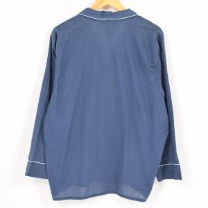 長袖 パジャマシャツ メンズL BILL BLASS 【170902】 /wad2839
