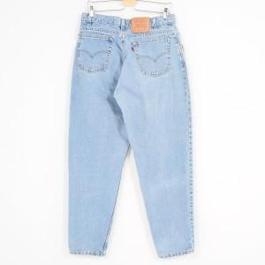 90年代 リーバイス Levi's LOOSE FIT TAPERED LEG テーパードジーンズ デニムパンツ USA製 メンズw33 【170902】 560 /waf4669