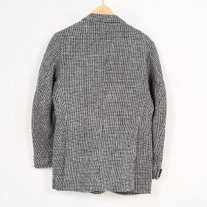 80年代〜 ハリスツイード Harris Tweed ウールテーラードジャケット 英国製 メンズS 【171002】 /wag8170
