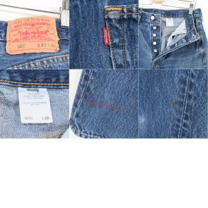 リーバイス ジーンズ ストレートデニムパンツ メンズw32 Levi's 【171002】 501 /wag7443