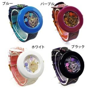 【即日発送/送料無料】 Anna Sui アナスイ  バタフライモチーフ ツートーン 腕時計 全4色 箱付き