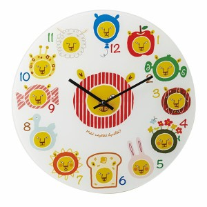 ▼掛け時計 Leona レオナ CL-9712 【TC】【掛時計 時計 掛け時計 おしゃれ 北欧 アンティーク かわいい クロック 北欧】【送料無料】