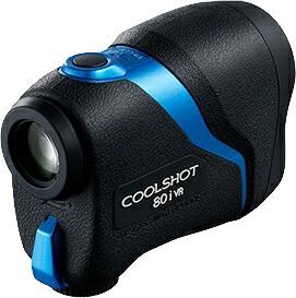 【★予備電池&お手入れクロスセット】【送料無料】Nikon(ニコン) レーザー距離計 COOLSHOT 80i VR【メール便不可】