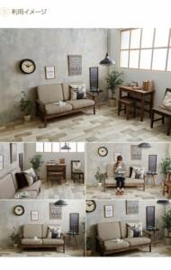【g1893】Lunes Cushion クッション 45×45 大きい オシャレ 個性的 北欧 カッコイイ 洗濯可能