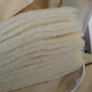 多層式健康パッド ウール15層 (セミダブル) 【日本製】 敷き布団/羊毛/敷きふとん/敷布団 SALE 【送料無料】