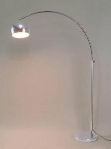 枚数限定200円クーポン利用可★【送料無料・即納】フロアスタンド照明 アーチ Arch フロアランプ LED対応