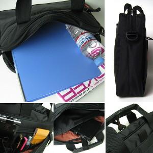 【送料無料】MANHATTAN PASSAGE マンハッタン コンパクト ブリーフケース ビジネスバッグ