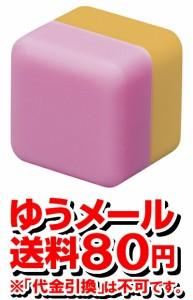 【ゆうメール便!送料80円】[マグエックス] マグネットキューブ 6個入 パッションオレンジ MCU-6PO