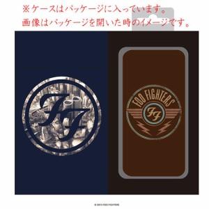 【定形外郵便発送】フーファィターズ iPhone6 / iPhone 6S 用PUレザーケース  バンドロゴ CP-FFP6LC1/L1 【送料無料】