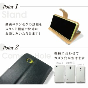 VEGA PLT21/ベガ用ブックカバータイプ(手帳型レザーケース)カラフル PLT21-COT012-3