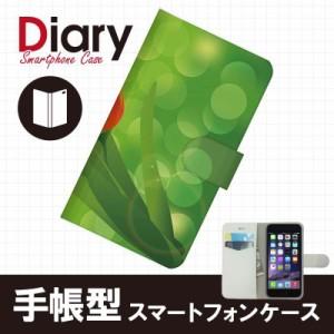 iPhone6 Plus/アイフォン6プラス用ブックカバータイプ(手帳型レザーケース) フラワー 花柄 iPhone6P-FLT078-6