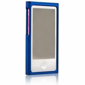 """""""ブライトンネット Rubber + Silicon Case Setfor iPod nano 2012 BI-7NRCASE/B"""""""