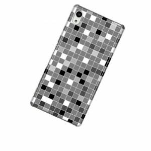 Xperia Z4 SO-03G エクスペリア ゼットフォー ケース モザイク スマホカバー ハードケース ハードカバー 携帯ケース SO03G-08MS021