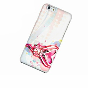 ドレスマ ハート カバー ケース スマホ ハード iPhone 7専用