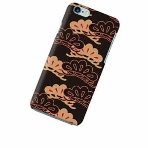 ドレスマ 和柄 日本風 カバー ケース スマホ ハード iPhone 7専用