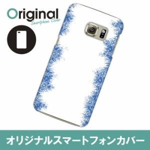 Galaxy S6 edge SC-04G/SCV31/404SC ケース カバー オリジナルブランド スマホハードケース/季節\ウインター
