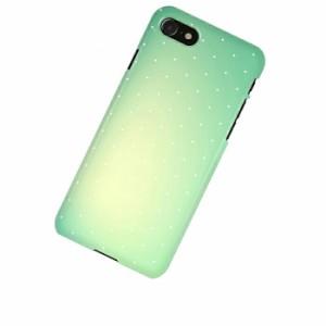 ドレスマ ドット カバー ケース スマホ ハード iPhone 7専用