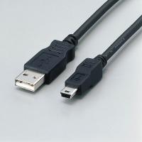エレコム フェライト内蔵USBケーブル USB-FSM518 USB-FSM518