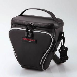 エレコム [カメラ単体][Sサイズ]デジタルカメラケース ZSB-SDG006BK ZSB-SDG006BK