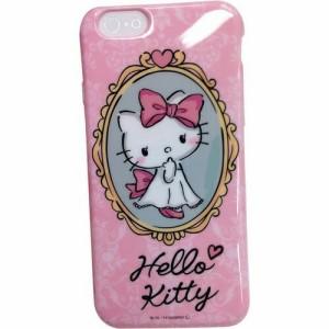 グルマンディーズ ハローキティ iPhone6 ケース 対応 ソフトジャケット(ピンク) SAN-363B
