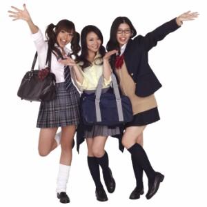 TEENS EVER 無地シャツ(ピンク)L スクールシャツ ブラウス 女子 レディース 長袖 制服シャツ 高校生 中学生 学校 4560320822578