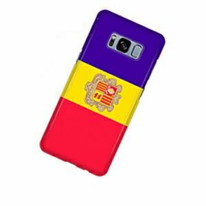 ドレスマ 国旗 カバー ケース スマホ ハード GALAXY S8 SC-02J/SCV36専用