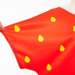 JUICY ストロベリーフルーツ ウィッグ ワンピース セット コスプレ コスチューム 衣装 ハロウィン 変装 仮装 レディース ジグ 3970