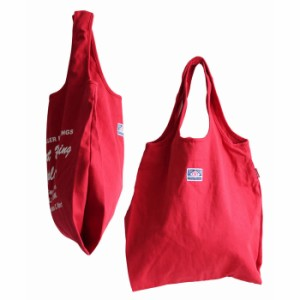 POWER TOTE BAG 5(RED Supply) トートバッグ エコバッグ マザーズバッグ ファッション 雑貨 アメカジ THE UNITED EMN 101260-5