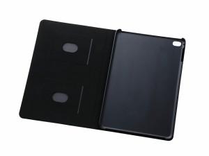 iPad mini 4 アイパッドミニ4用ケース/カバー スリムレザーケース ブラック レイアウト RT-PM3SLC1/B