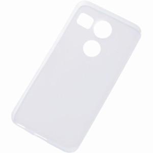 Google Nexus 5X グーグルネクサス5X ケース/カバー 極薄ソフトケース/クリア レイアウト RT-NX5XTC7/C