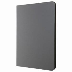 9.7インチiPadPro(2016年モデル) アイパッドプロ ケース/カバー 手帳型ケース スリム シルバー レイアウト RT-PA7SLC1/SV