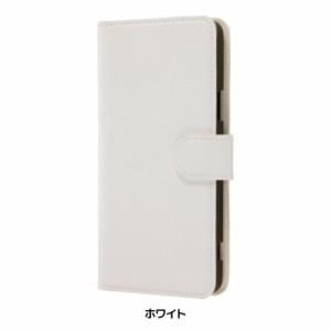 Qua phone PX キュア フォン ケース/カバー 手帳型ケース シンプル マグネット レイアウト RT-QPPXELC1