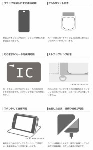 iPhone8Plus ケース カバー ソフトレザーカバー 磁石付 エレコム PM-A17LPLFY