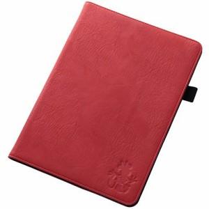 レイアウト iPad Air 2(アイパッドエアー 2)用カバー ディズニー・レザージャケット(合皮タイプ) ミニー RT-DPA6D/MN