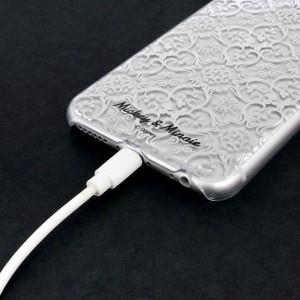 [iPhone6専用]ディズニーハードケース ティンカーベル 藤本電業 Ji6S-D03