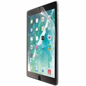9.7インチ iPad 2017年モデル用液晶保護フィルム エアーレス・高光沢 エレコム TB-A179FLAG
