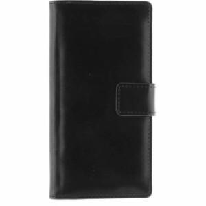 Galaxy S8 SC-02J SCV36用PUレザーブックケース「Precious」 手帳型 ブラック LEPLUS LP-GS8LBBK