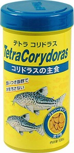 テトラ コリドラス 120g
