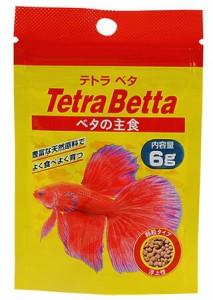 テトラ ベタ 6g
