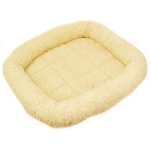 マイベッド(犬用ベッド・犬のベッド) S アイボリー 小型犬用 【ベッド・マット/カドラー/ペットベッド】