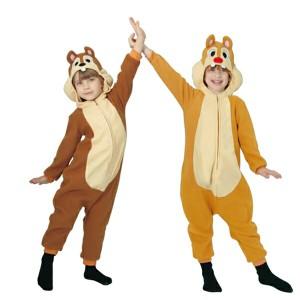 【ディズニー公式ライセンス】<ルービーズ社製 チップ>【ハロウィン、衣装、仮装、男の子、女の子、コスチューム】【ディズニー コス